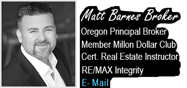 Matt Barnes Real Estate Broker